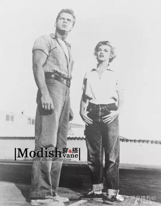 【潮流单品】穿好boyfriend jeans,时尚变身没商量。 - Modish饼 - Modish饼s STYLE BLOG