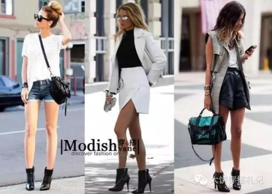 穿好衣你得买对鞋,短靴你该买哪双?