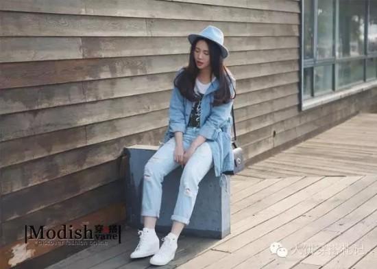 【真人示范】不同年龄、风格、身型的姑娘的风衣,究竟该如何选与搭? - Modish饼 - Modish饼s STYLE BLOG