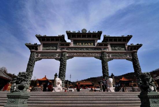 青岛菩提寺(组图)