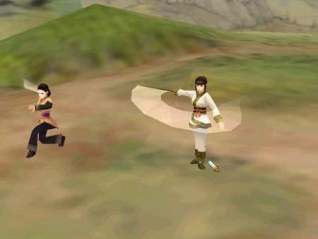 《轩辕剑肆》3D战斗