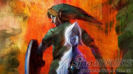 塞尔达传说(Wii平台新作)