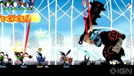 E3 2010 《啪嗒砰3》游戏图集