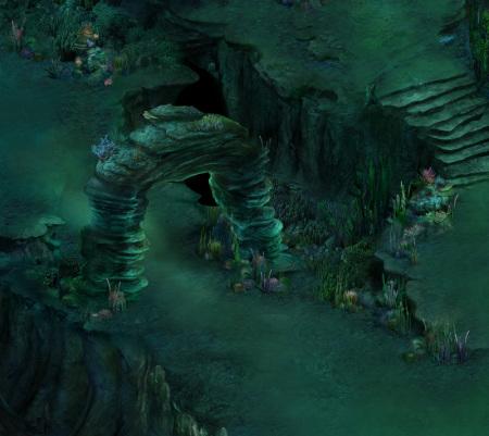 图4:海底世界场景2