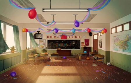 大舞蹈教室装修效果图