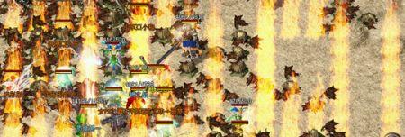 永恒的圣火率先点燃2001,变化着的时间方阵,带领玩家重走十年传奇燃情岁月。