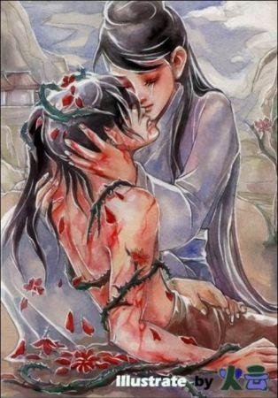 美人泪洗英雄血