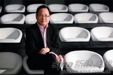 联游CEO梁咏伦