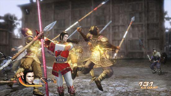 周瑜战斗画面