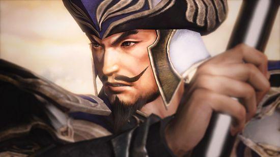 张辽擅长的武器为双戟