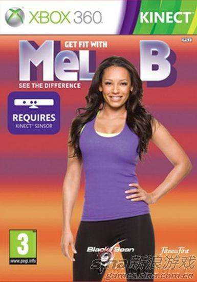 辣妹Mel B