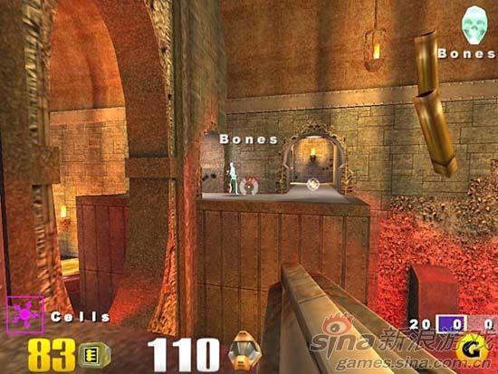 Quake引擎开发的雷神之锤