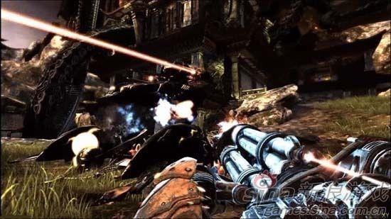网络时代的FPS游戏领航者《虚幻竞技场3》