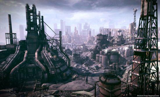 《RAGE 狂怒》超强高清实际游戏视频