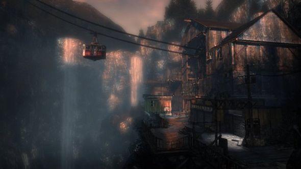 《寂静岭:暴雨》新游戏画面