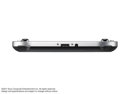 次世代游戏掌机PS Vita官方高清图赏