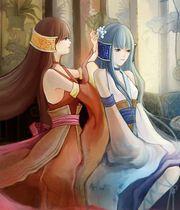 双公主龙葵