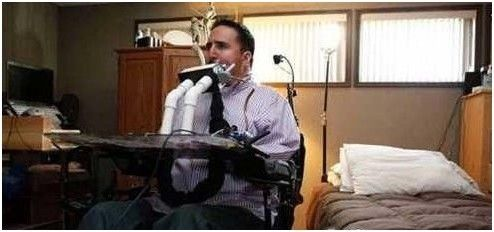 工程师耗时30年研发残疾人游戏控制器