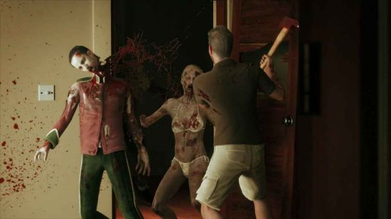 预告片中展示的片段说明这款游戏的血腥度绝对够高