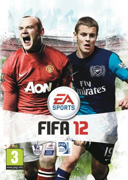 FIFA 12封面