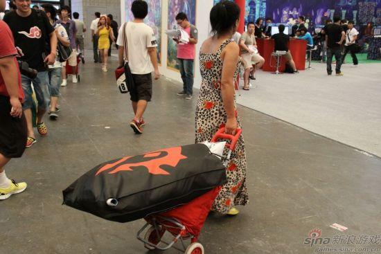 图五:好大的袋子