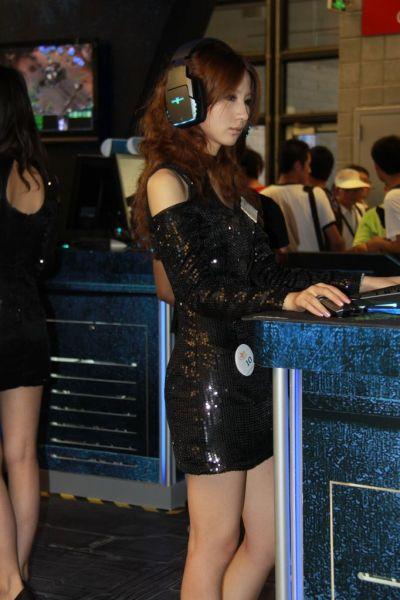 """暴雪展台:Showgirl也是""""暗黑""""风格"""
