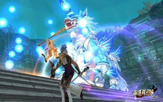 巨大BOSS挑战玩家的战斗力