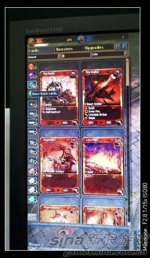 EA新策略大作《battleforge》试玩