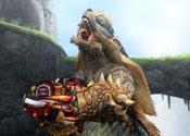 《怪物猎人P3高清版》