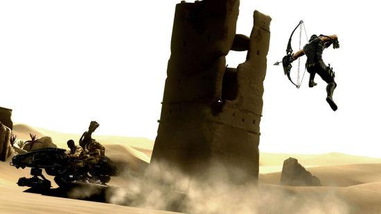 《忍者龙剑传3》新武器亮相