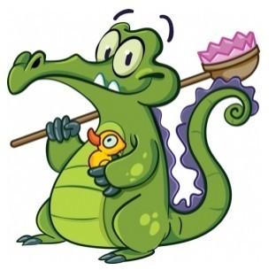 迪斯尼推iOS游戏 效仿愤怒小鸟开发鳄鱼Swampy