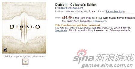 典藏版售价99.9美元