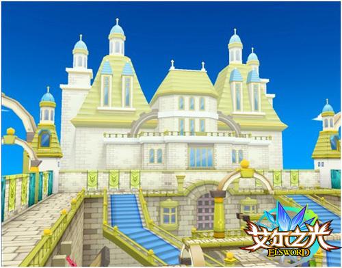 移动迷宫城堡桌面壁纸