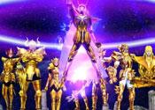 《圣斗士传说》黄金12宫