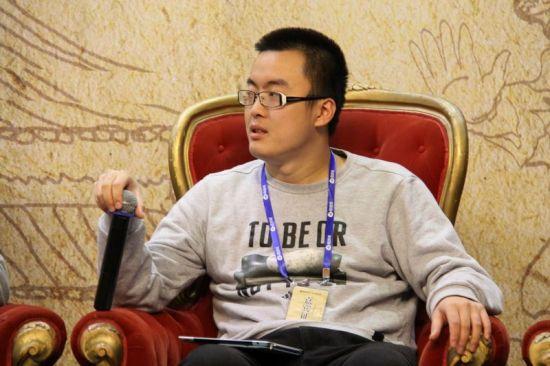 上海游树CEO钟士杰