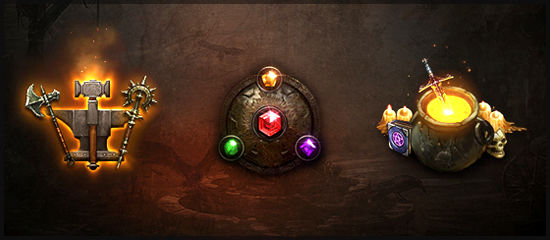 暗黑破坏神3工匠系统详细中文介绍