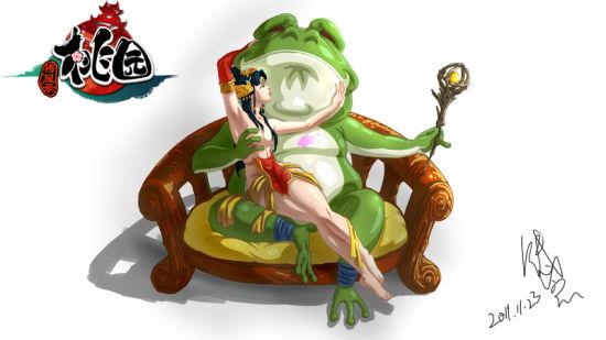 青春的尾巴作品:脱掉鞋子,咬住手指,猥琐的蛙舔人?