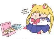 当美少女战士吃成胖纸