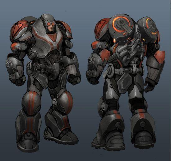 地球共和国Max机器人