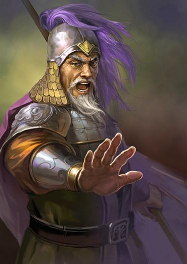 《三国志12》武将介绍:老将严颜