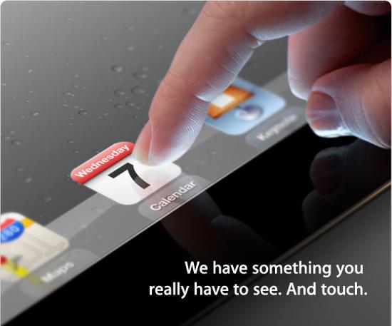 苹果iPad发布会五焦点