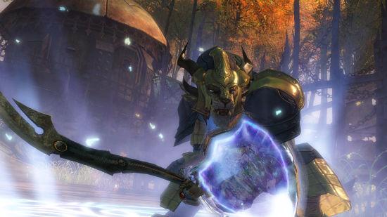 《激战2》守护者截图