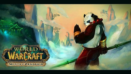 。《魔兽世界》第四部资料片《熊猫人之谜》
