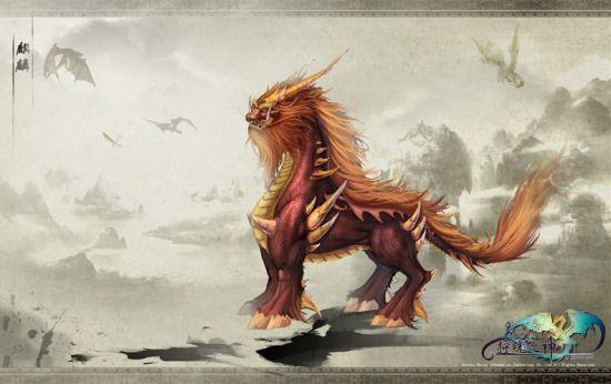 灵兽对决魔怪 《狩魂之神》怪物总动员