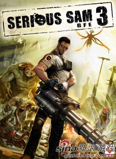 英雄萨姆3――蝎子哥的愤怒