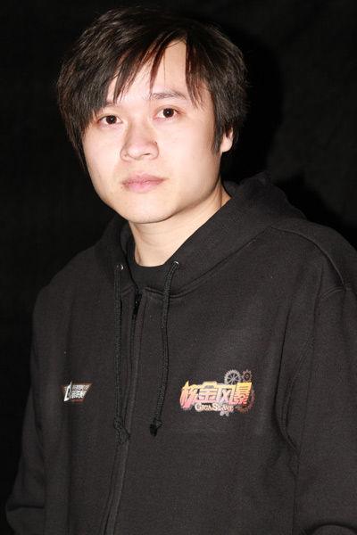 NS队员苏福辉