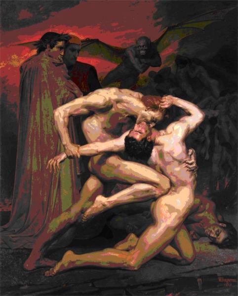 黑暗帝国吸血鬼的起源圣经中的该隐