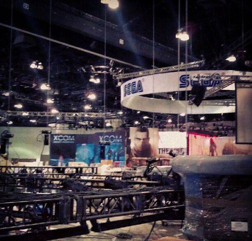 E3 2012:洛杉矶展厅现场海量照片抢先看