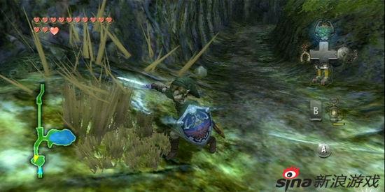 NDS代表游戏:塞尔达传说之黄昏公主