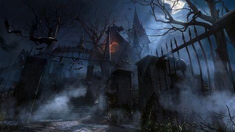 吸血鬼现身 《神秘世界》幽暗森林场景介绍